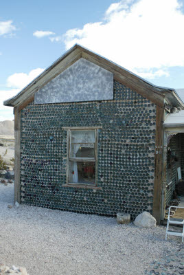 Tom Kelley's bottle house