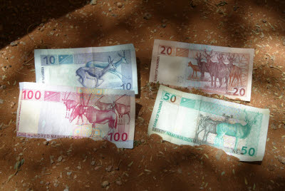Namibian Currency