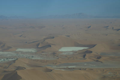 Aerial View of Deadvlei