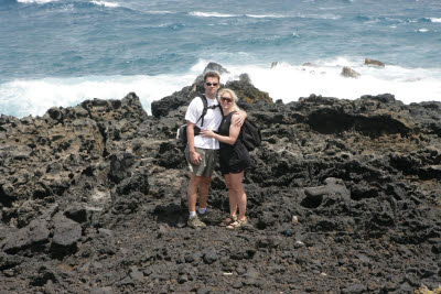 Hike to Green Sand Beach (Ka Lae)