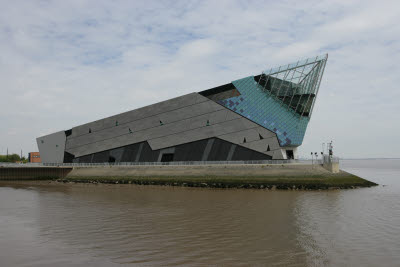 The Deep Aquarium Kingston on Hull