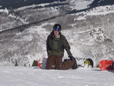 Picture from Vail Trip Jan 2006