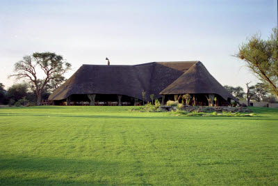 Okapuka Ranch Lodge