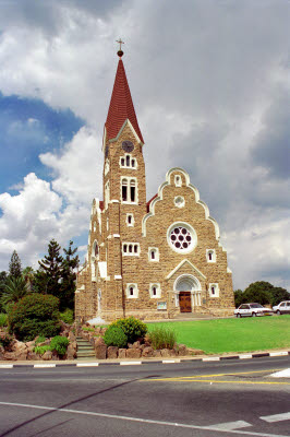 Church, Windhoek, Namibia