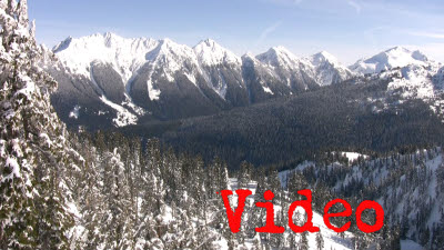 Mt. Baker Skiing and Snowboarding Video