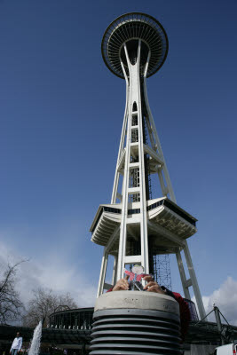 Introducing the Space Needle