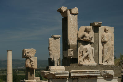 Building blocks of Ephesus