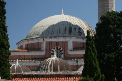 Suleiman Mosque, Rhodes, Greece