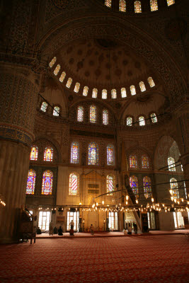 Blue (Sultan Ahmet) Mosque