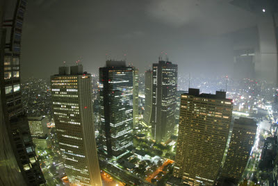 View from Metropolitan Government Building