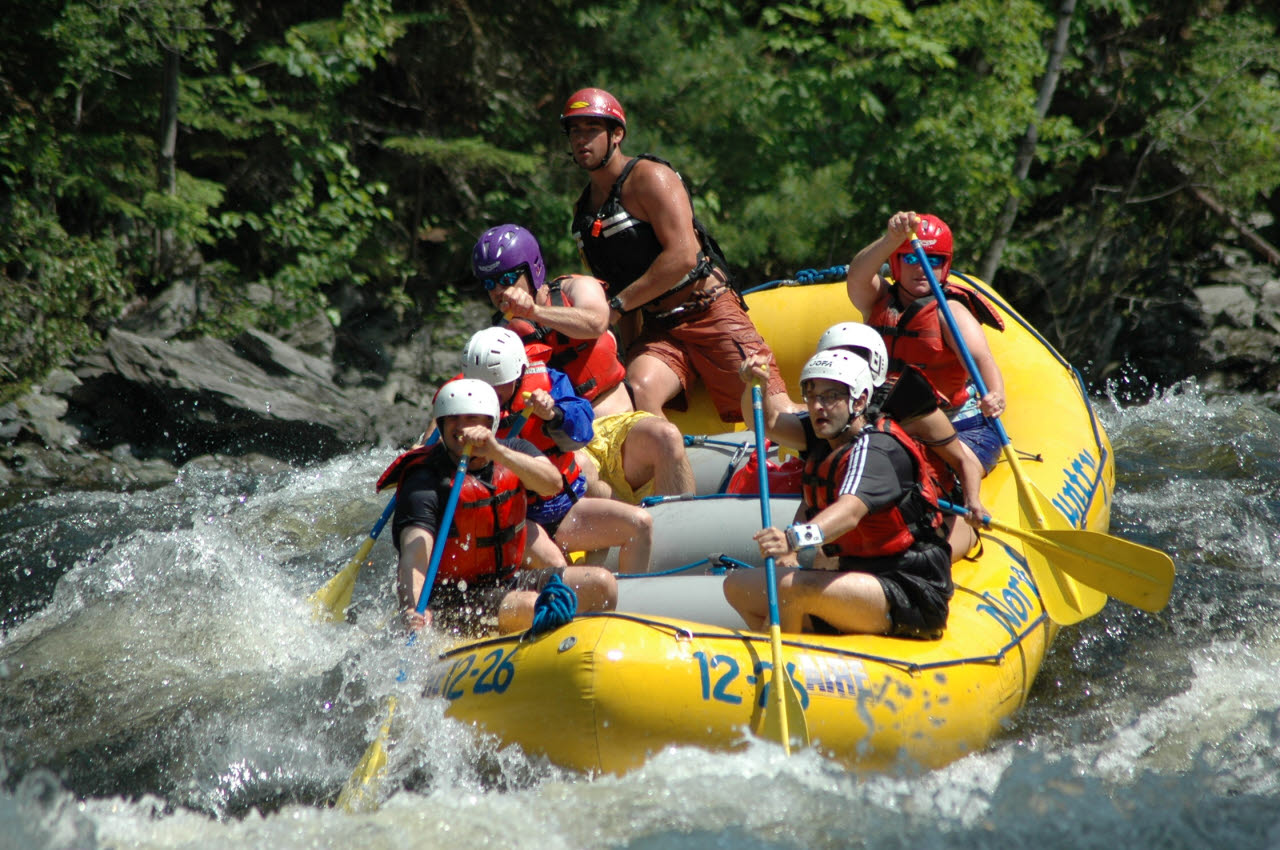 Tomsheck com Whitewater Rafting Image Gallery